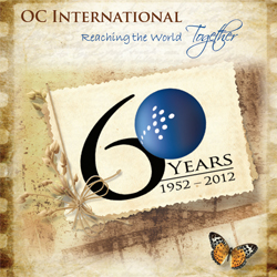 60th anniversary booklet