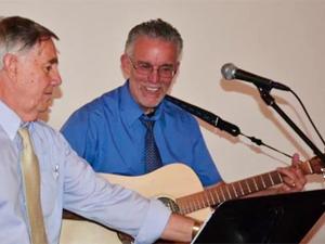 OC 60th banquet slideshow musician
