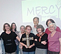 Members of Operation Capitals of Europe intercede for three days with Mercy House of Prayer members in Vienna