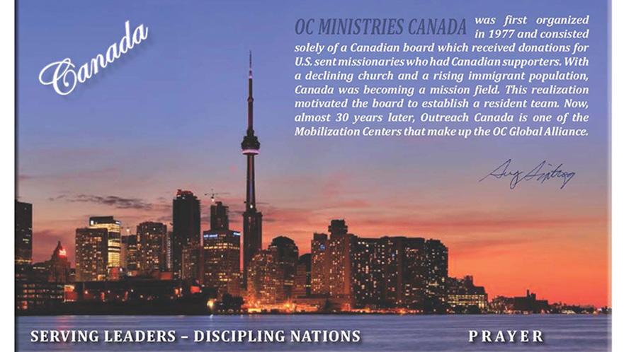 OC Canada