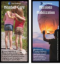 Ministry Description Cards