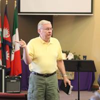 Mission Pastor Ralph