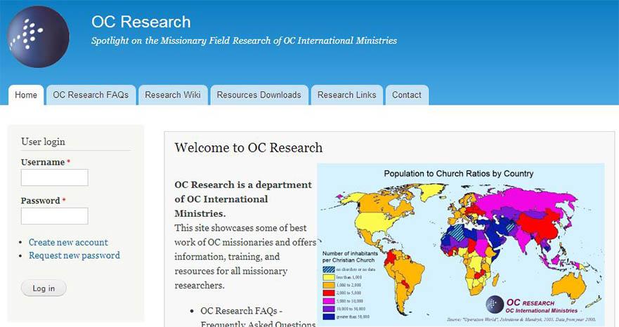 OC research