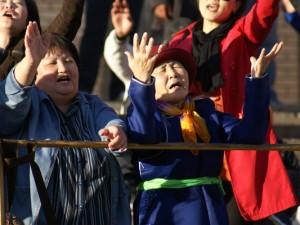 Mobilizing Mongolia