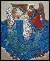 icon of jona