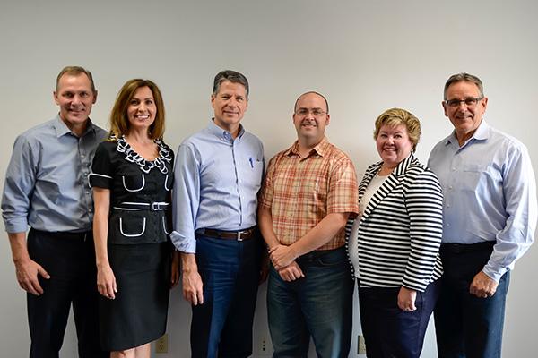 New OC board members