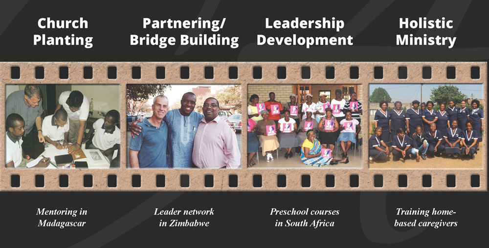 OC ministry in Africa