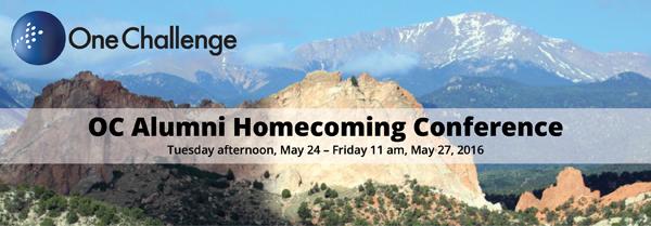 Alumni Homecoming Retreat banner 2016