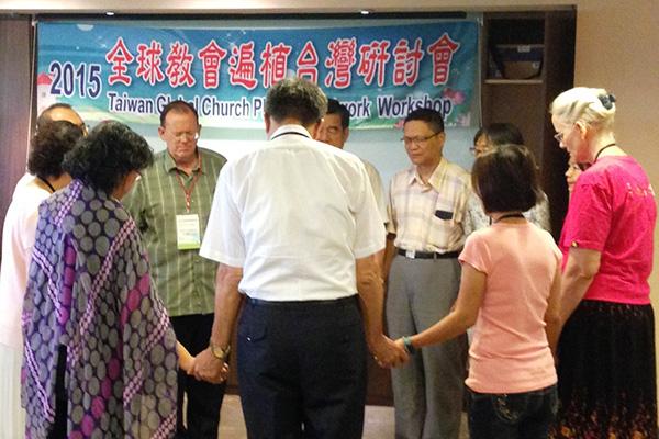 church planting in Taiwan