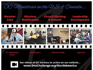 OC ministries in North America