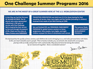 OC summer programs