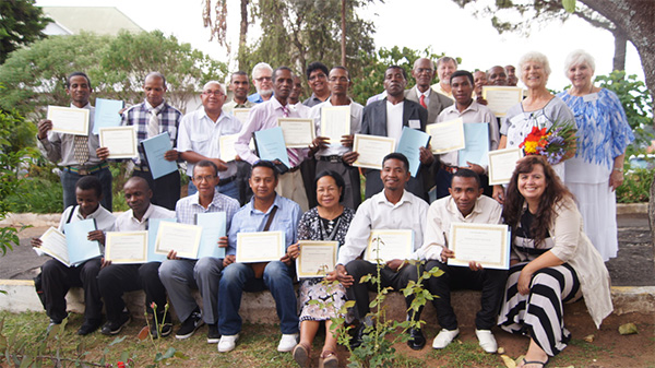 Bible translation in Madagascar