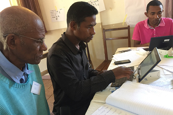 Bible translation in Madagascar