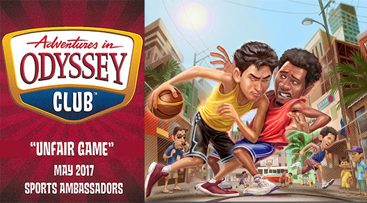 Adventures in Odyssey with Sports Ambassadors
