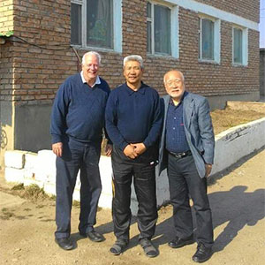 Partnership in Mongolia
