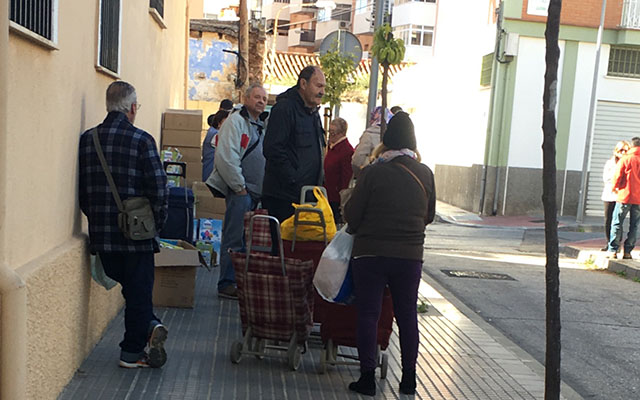 refugees in Spain