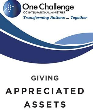 Giving Appreciated Assets brochure