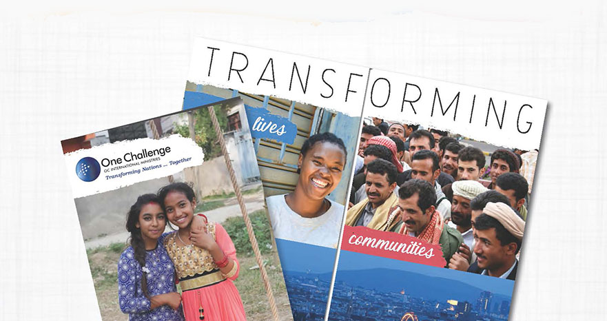 Annual Report April 2018 prayer story