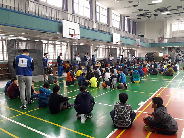basketball in Taiwan