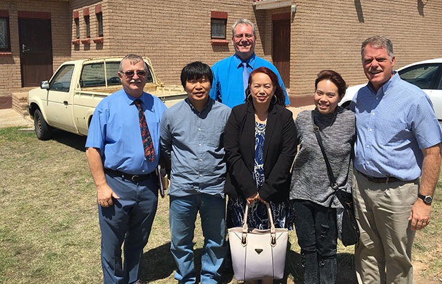 Southern African Chinese Outreach Network