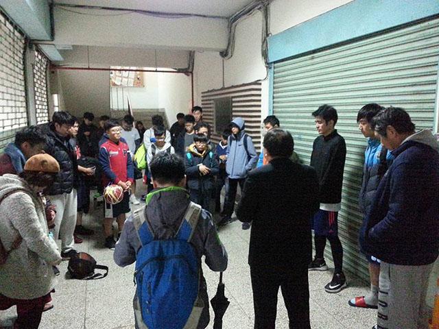 basketball in Taiwan