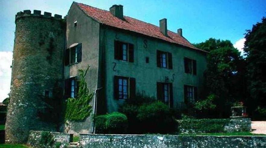 Step Inside the Château