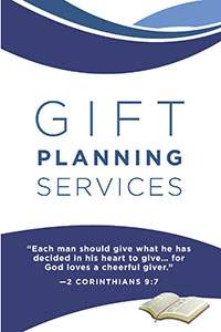 Gift planning services Orchard