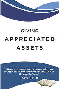 Giving appreciated assets Orchard