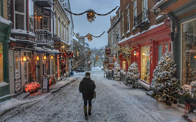 Christmas Canada