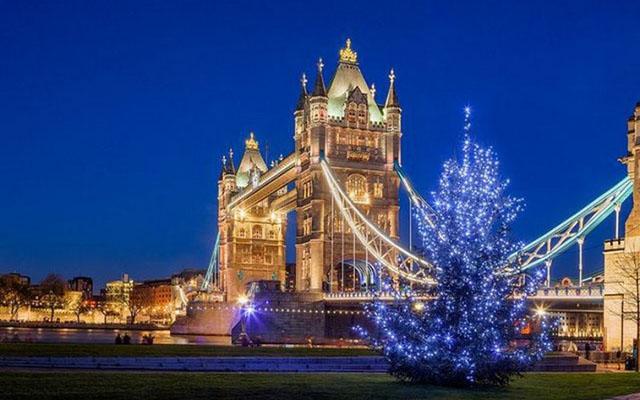 Christmas England