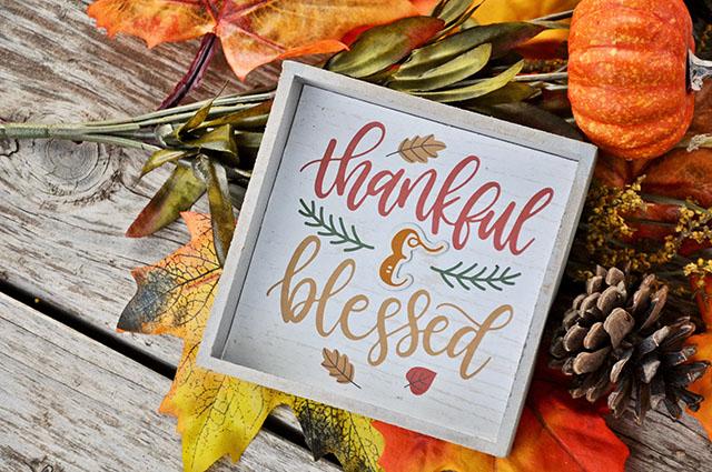 Pastor's Pen Thanksgiving