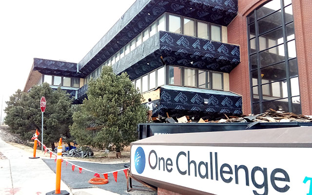 One Challenge building