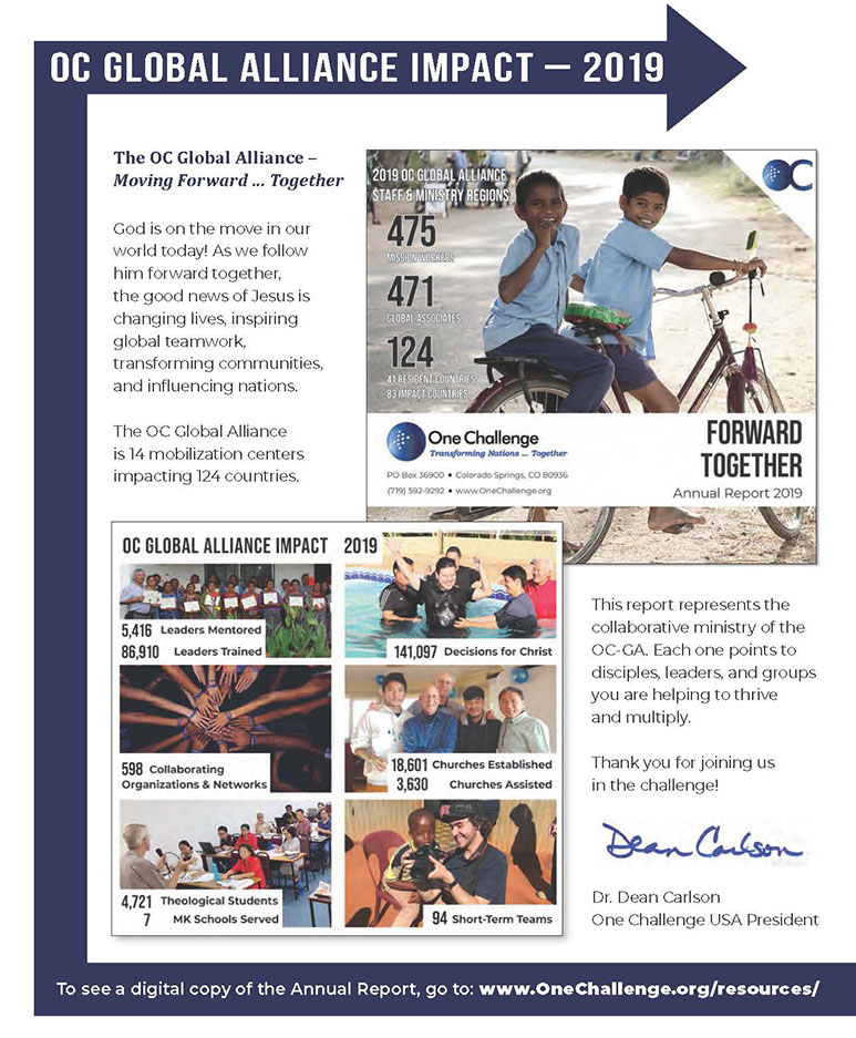 OC Annual Report