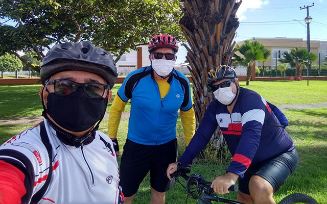 Ministry Collaboration While Biking in Brazil