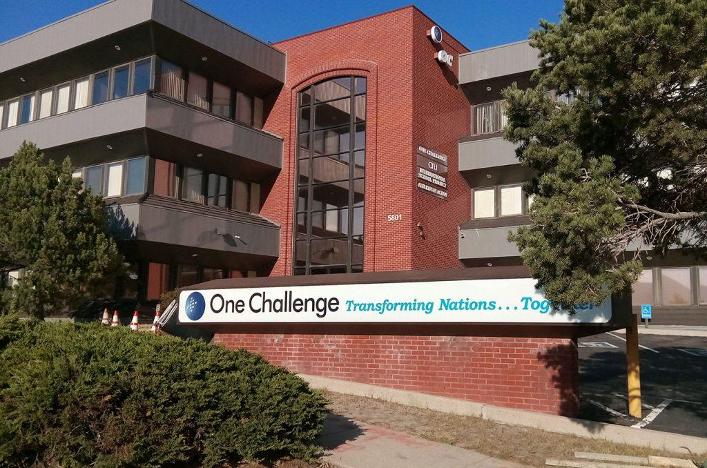 One Challenge building