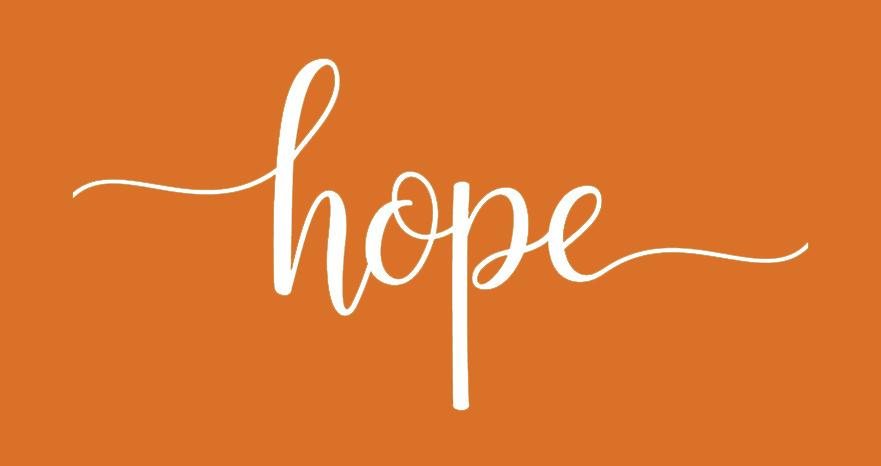Hope ... Giving Thanks