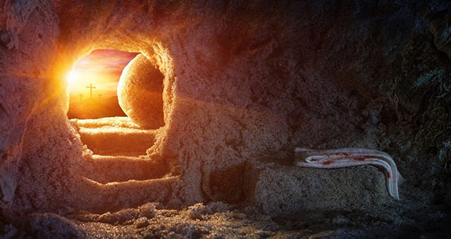 Take Heart from Pastor Gill: Easter