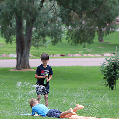 PEP summer retreat